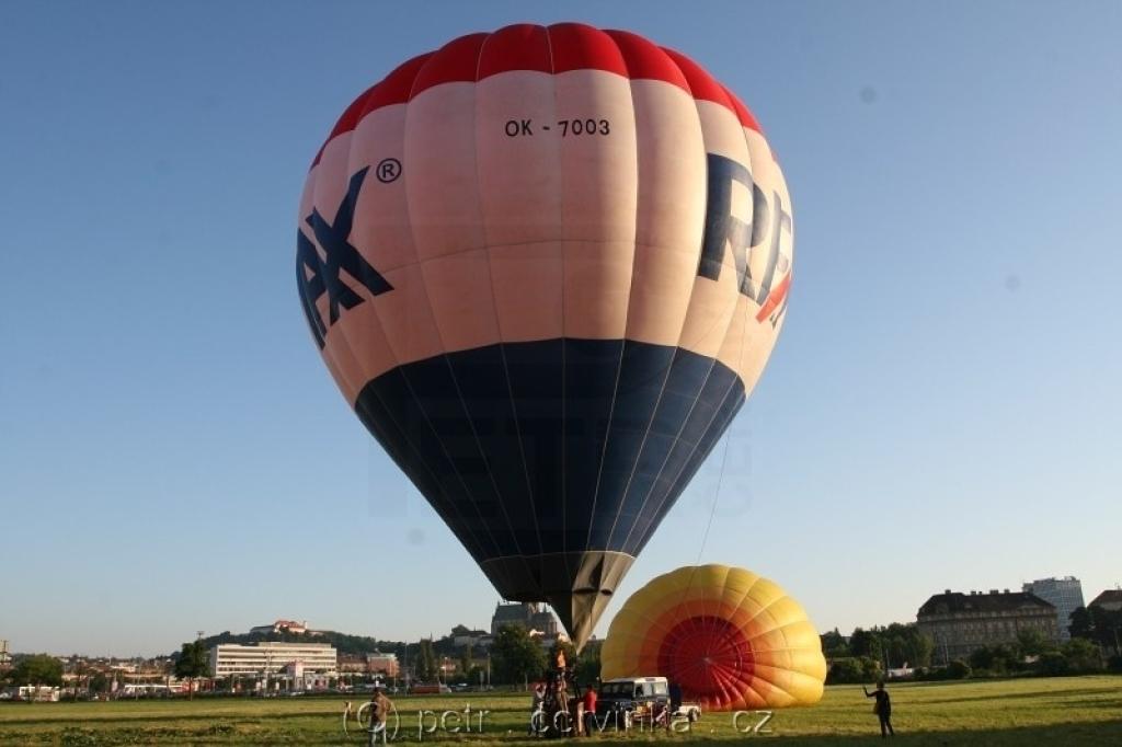 Let balonem RE/MAX